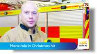 Rob Henwood: Manx mix in Christmas hit