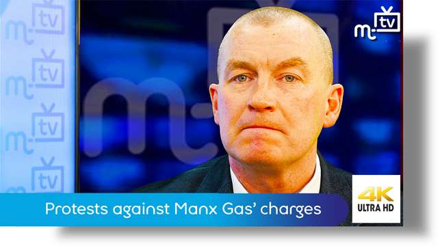 Preview of - Protests against Manx Gas' charges: update