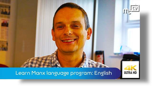 Preview of - Learn Manx language program: English version