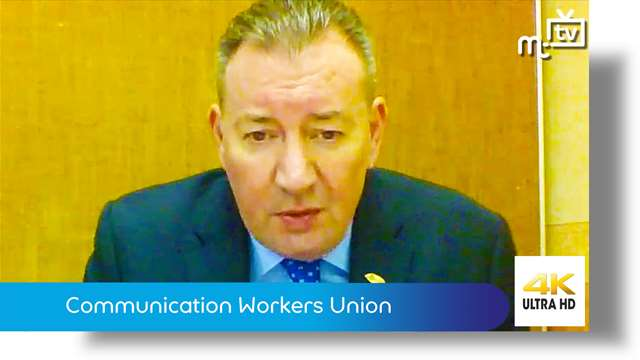 Preview of - Communication Workers Union: IoM Post Office workers ballot