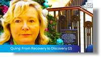 Quing Conference: From Recovery to Discovery (2)