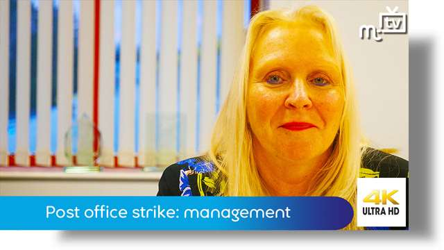 Preview of - Post Office strike: management