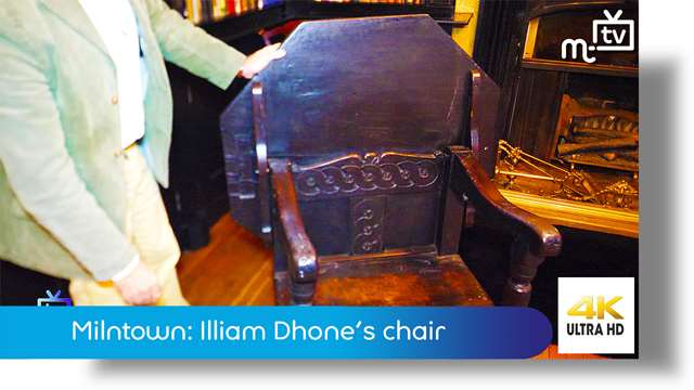 Preview of - Milntown: Illiam Dhone's chair