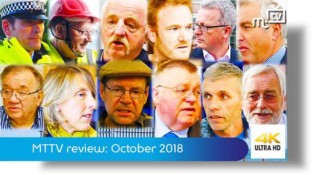 Preview of - MTTV review of the year: October 2018