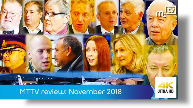 Preview of - MTTV review of the year: November 2018