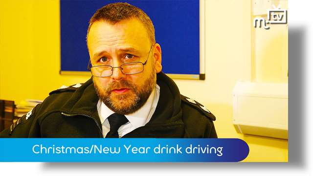 Preview of - Christmas/New Year drink driving numbers