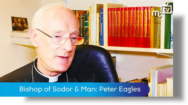 Preview of - Bishop of Sodor and Man: Peter Eagles