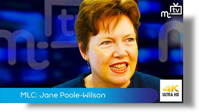 Preview of - Legislative Council member: Jane Poole-Wilson