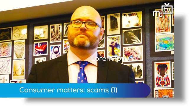 Preview of - Consumer matters: scams (1)