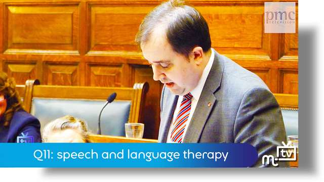 Preview of - Q11: speech and language therapy