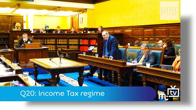 Preview of - Q20: Income Tax regime
