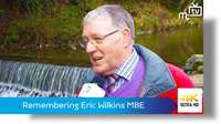 Remembering Eric Wilkins MBE