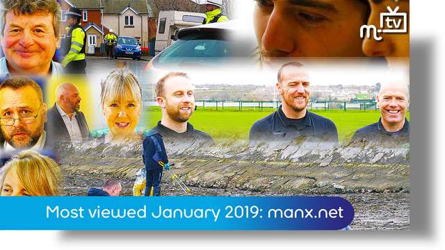 Preview of - Most viewed MTTV on manx.net: January 2019