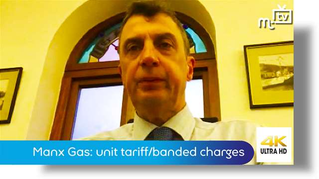 Preview of - Manx Gas: unit tariff/banded charges