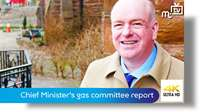 Chief Minister's gas committee report