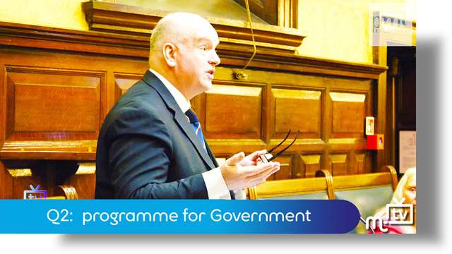 Preview of - Q2:  programme for Government