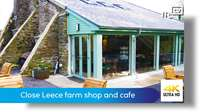 Manx produce at new farm shop and cafe