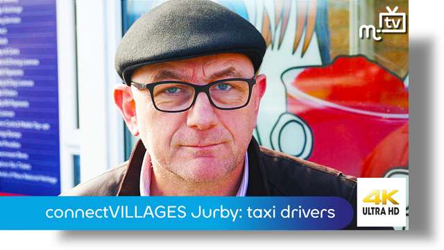 Preview of - connectVILLAGES Jurby: taxi drivers