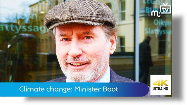 Preview of - Climate change: Minister Boot