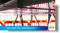 NSC pool: the reconstruction