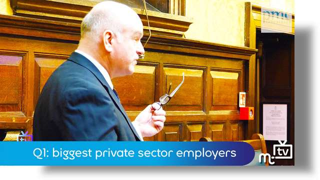 Preview of - Q1: biggest private sector employers