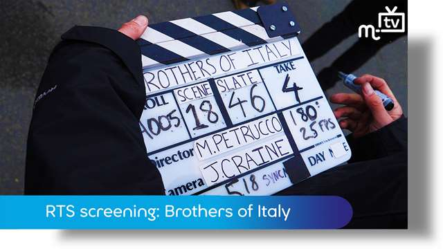 Preview of - RTS screening: Brothers of Italy