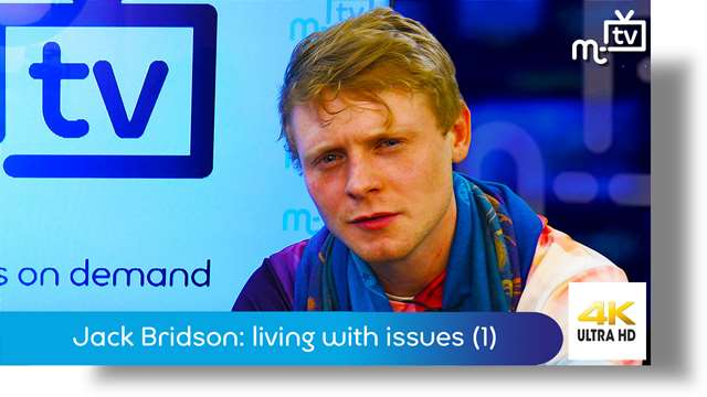 Preview of - Jack Bridson: living with issues (1)