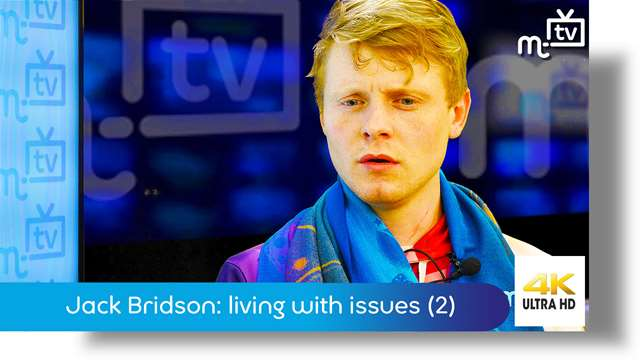 Preview of - Jack Bridson: living with issues (2)