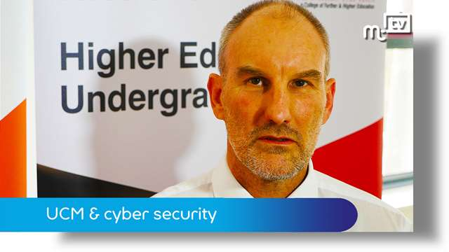 Preview of - UCM & cyber security