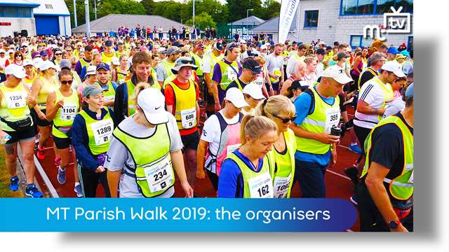Preview of - MT Parish Walk 2019: the organisers