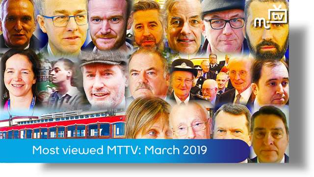 Preview of - Most viewed MTTV: March 2019