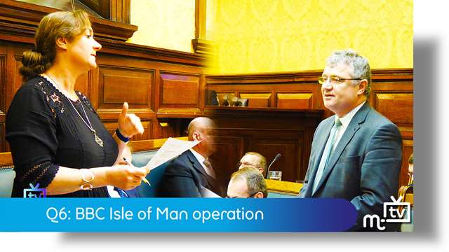 Preview of - Q6: BBC Isle of Man operation
