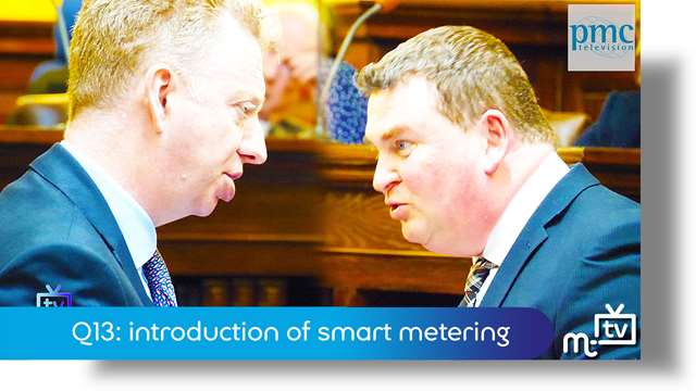 Preview of - Q13: introduction of smart metering