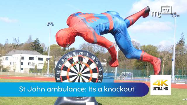 Preview of - St John ambulance: Its a knockout