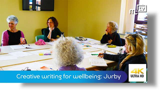 Preview of - Creative Writing for wellbeing: Jurby community centre