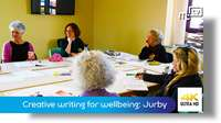 Creative Writing for wellbeing: Jurby community centre