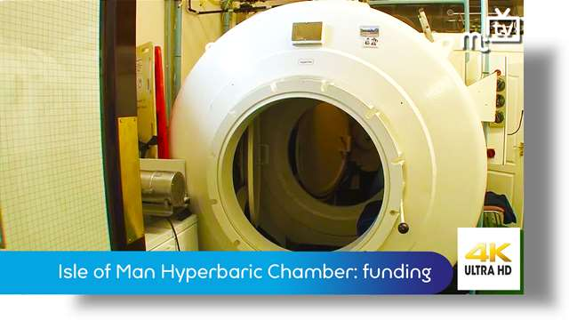 Preview of - Isle of Man Hyperbaric Chamber: funding
