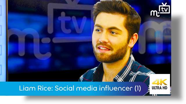 Preview of - Liam Rice: Social media influencer (1)