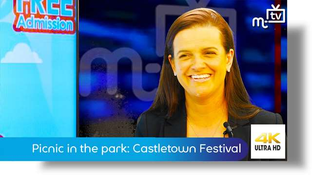 Preview of - Picnic in the park: Castletown Festival
