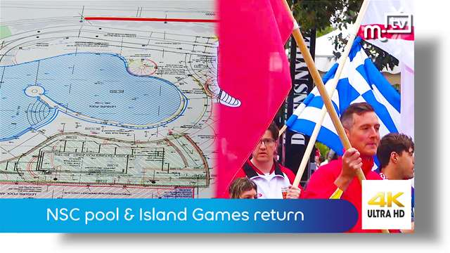 Preview of - NSC pool & Island Games return to the Isle of Man