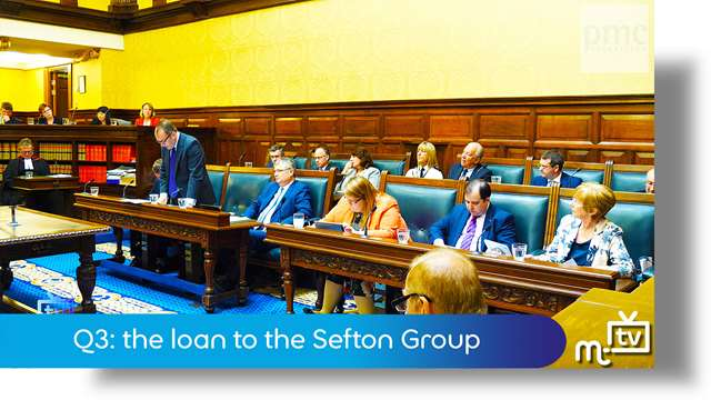 Preview of - Q3: the loan to the Sefton Group