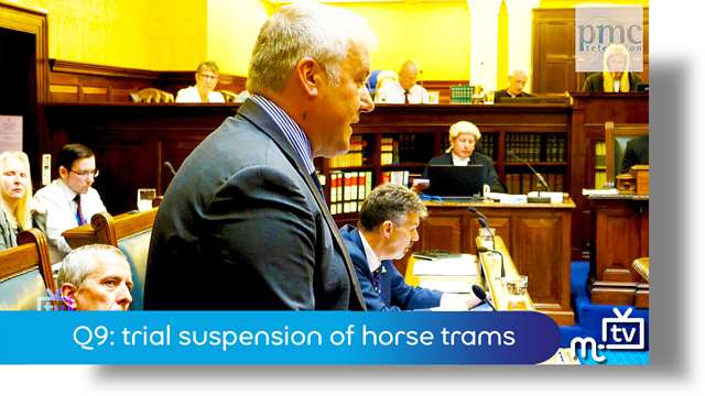 Preview of - Q9: trial suspension of horse trams