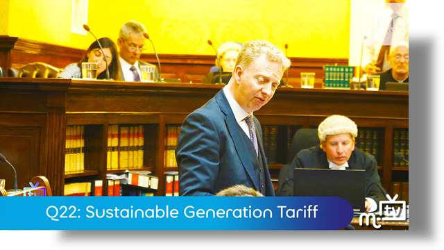 Preview of - Q22: Sustainable Generation Tariff