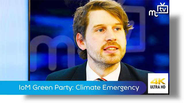 "Preview of - IoM Green Party: Tynwald to debate ""Climate Emergency"" motion"