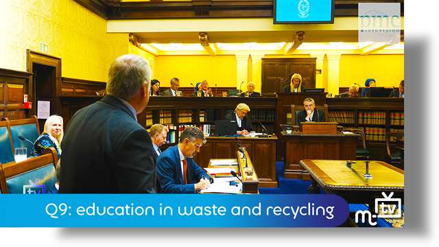 Preview of - Q9: education in waste and recycling