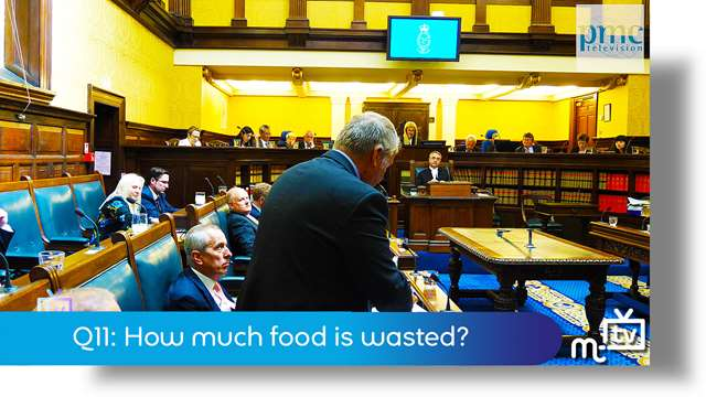 Preview of - Q11: How much food is wasted?