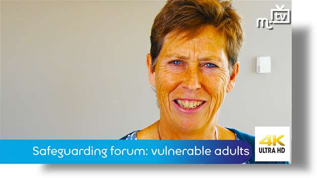 Preview of - Safeguarding forum: vulnerable adults