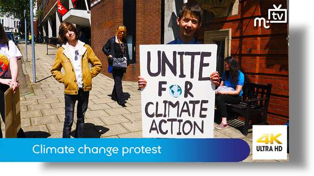 Preview of - Climate change protest