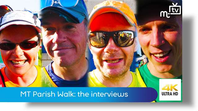 Preview of - MT Parish Walk 2019: the interviews