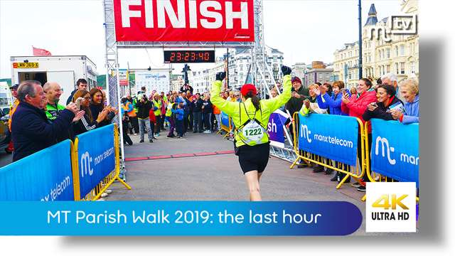 Preview of - Manx Telecom Parish Walk 2019: the last hour